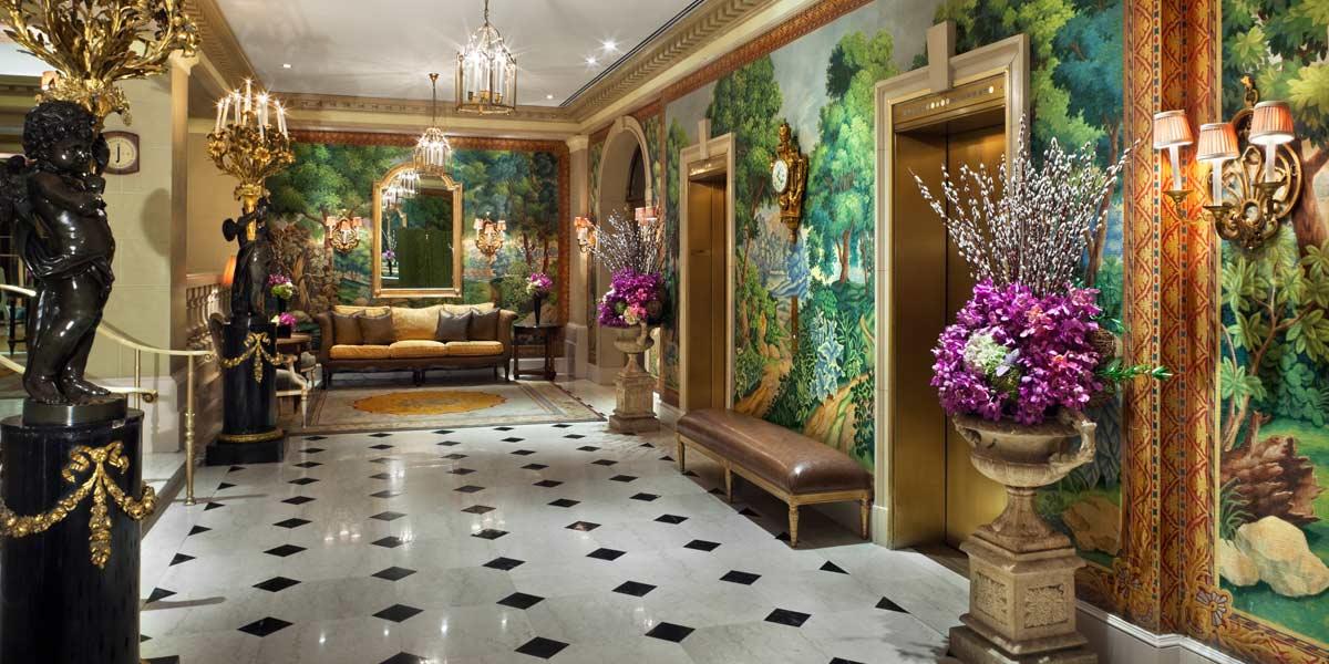 Event Venue In New York, Hotel Plaza Athenee New York, Prestigious Venues
