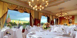 Exclusive Venue In Moscow, Hotel National, Prestigious Venues