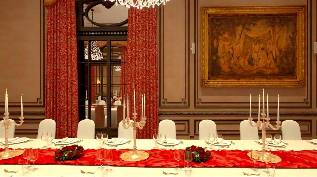 Exclusive Venue In Rome, St Regis Rome, Prestigious Venues