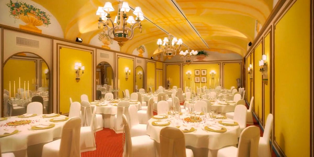 Gala Dinner In The Adornetto Room, St Regis Rome, Prestigious Venues