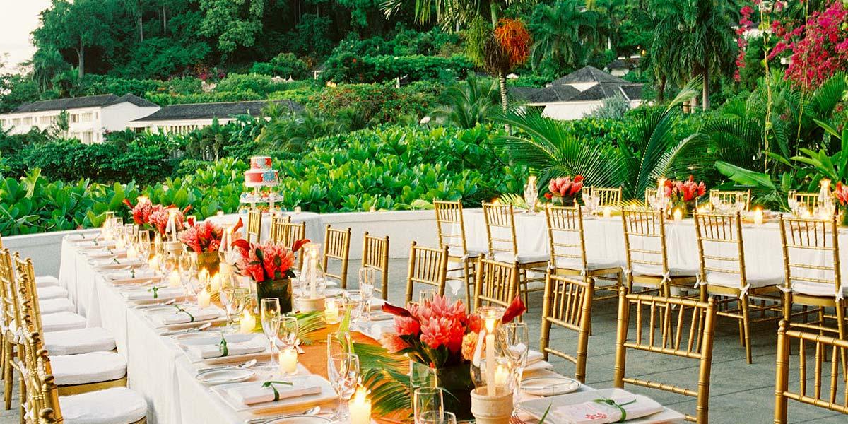 Hanover Terrace, Round Hill Resort, Prestigious Venues