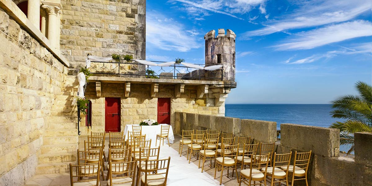 Historic Wedding Venue Portugal, Penha Longa, Prestigious Venues