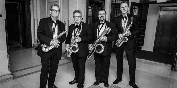 Eclectic Sax Quartet