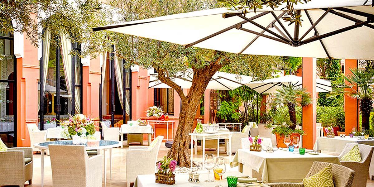 Le Jardin, Royal Mansour, Prestigious Venues