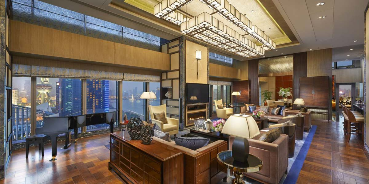 Luxury Accommodation In Shanghai, Mandarin Oriental Pudong, Prestigious Venues