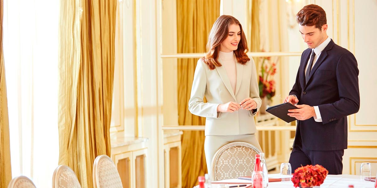 Meeting Venues, Meeting Venue In New York, Hotel Plaza Athenee New York, Prestigious Venues