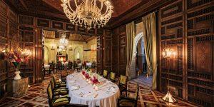 Best Event Spaces, Moroccan Venue For Events, Royal Mansour, Prestigious Venues