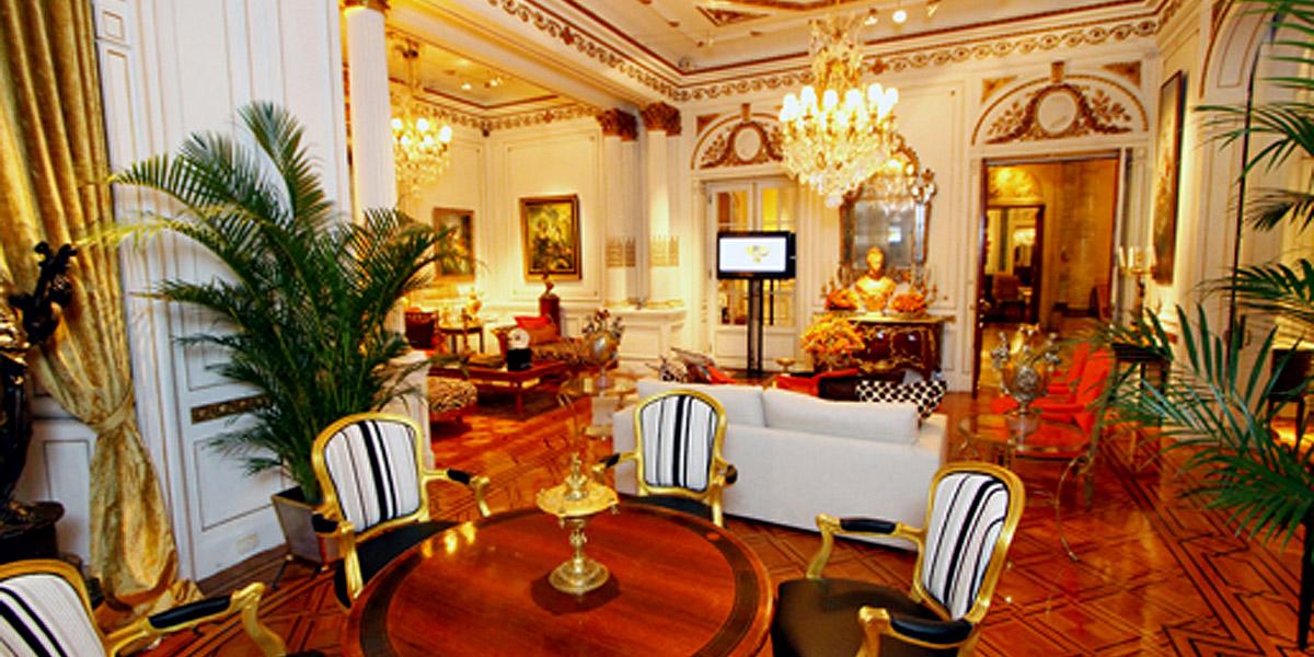 Noble Room, Casa De Arte E Cultura Julieta De Serpa, Prestigious Venues