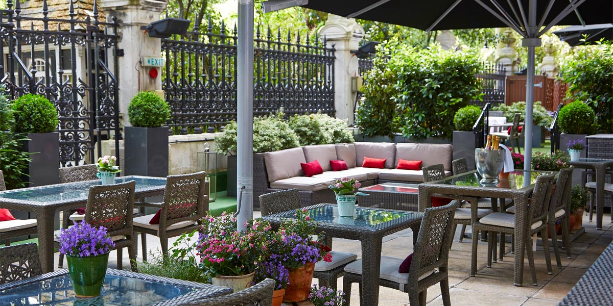 Outdoor Venue Hire, One Whitehall Place, Prestigious Venues