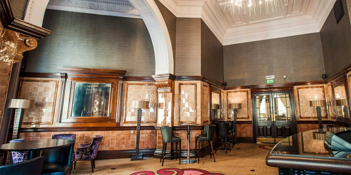 Churchill's Bar at One Whitehall Place
