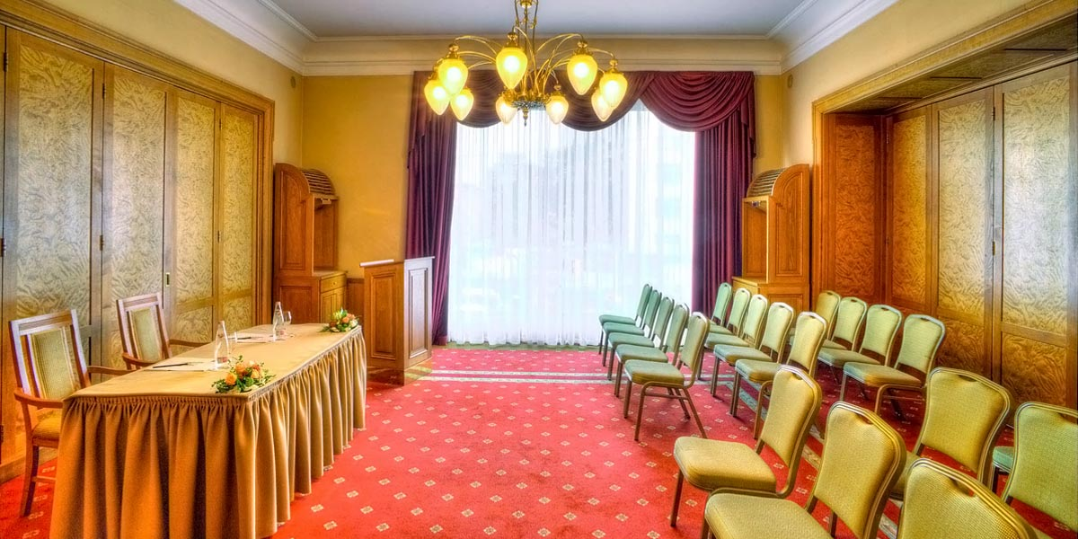 The Pskov Room at Hotel National