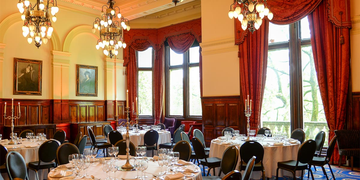 The River Room at One Whitehall Place