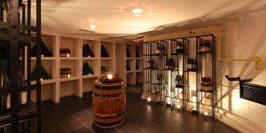 Reception In A Wine Cellar, London, One Whitehall Place, Prestigious Venues
