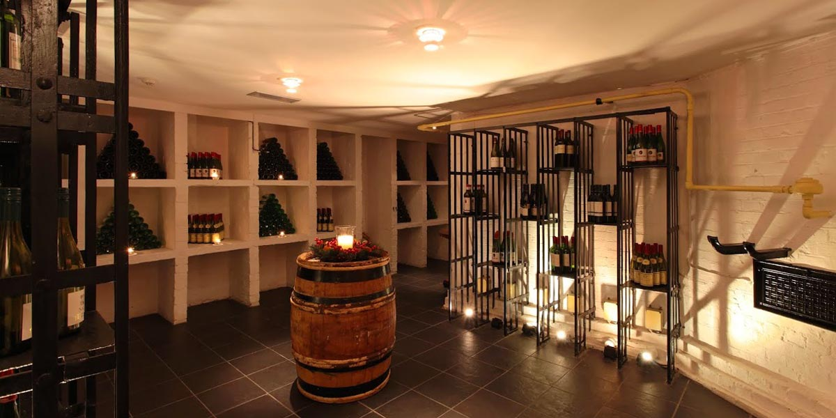 The Cellar at One Whitehall Place