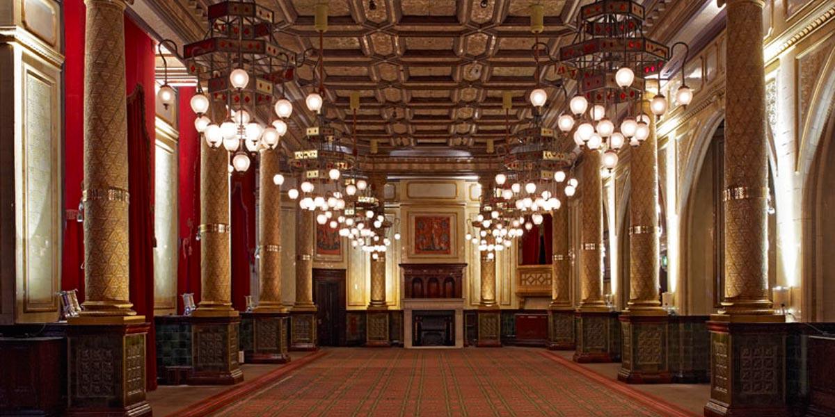 Exhibition Venues, Reception Venues, One Whitehall Place, Prestigious Venues