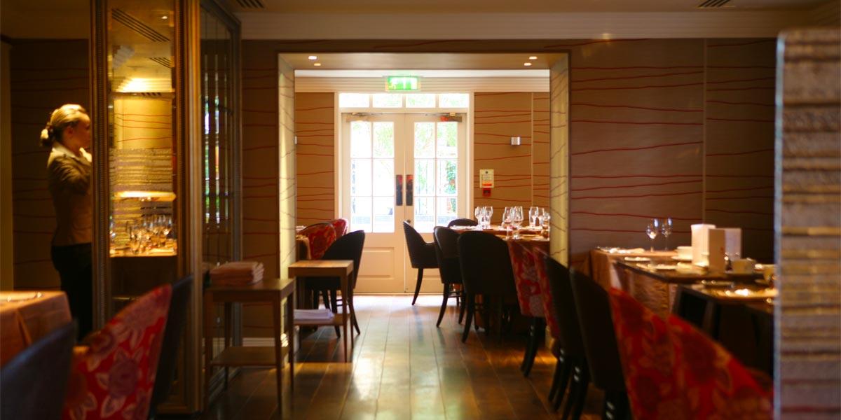 Restaurant & Garden, The Forbury Hotel, Prestigious Venues
