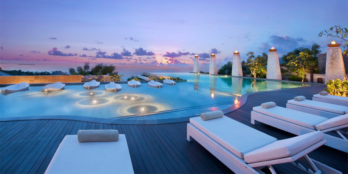 Romantic Venue In Bali, Banyan Tree Bali, Prestigious Venues