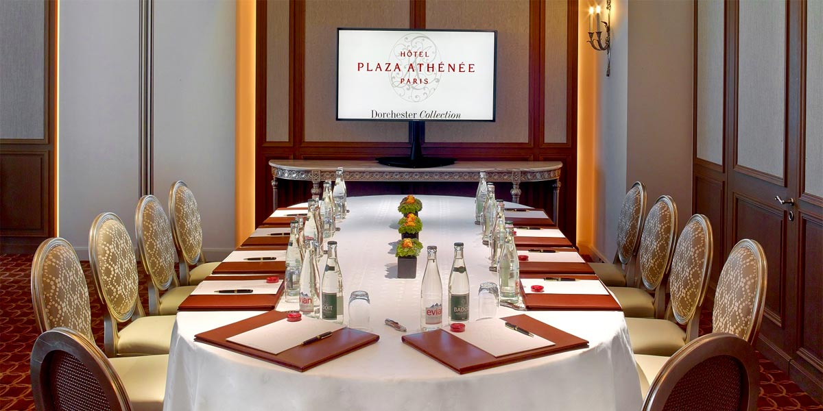 Hotel plaza athenee event spaces prestigious venues for A new creation salon