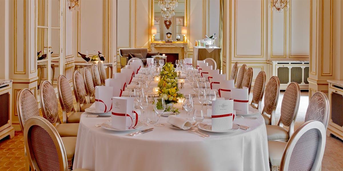 Hire salon organza hotel plaza athenee prestigious venues - Salon prestige organza ...