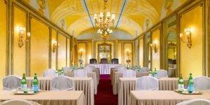 The Adornetto Room, St Regis Rome, Prestigious Venues