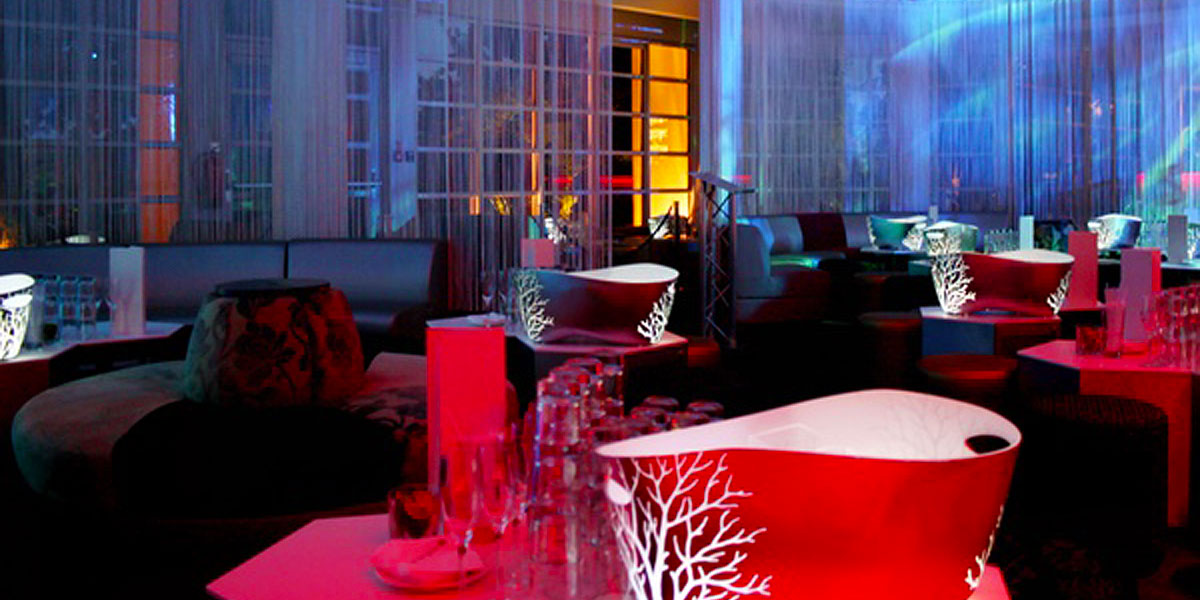 The Club At The Roof Gardens, Prestigious Venues