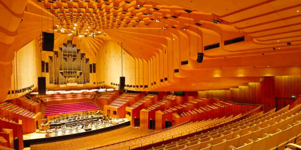 The Concert Hall, Sydney Opera House, Sydney, Prestigious Venues