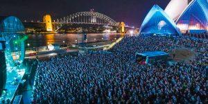 Venue For Outdoor Concerts, Sydney Opera House, Sydney, Prestigious Venues