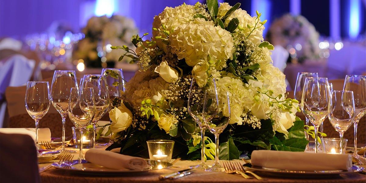 Wedding Event Ideas, Prestigious Venues