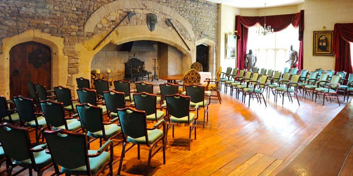 Wedding In a Castle, Thornbury Castle, Prestigious Venues