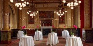 Reception Venues, Whitehall Suite Reception, One Whitehall Place, Prestigious Venues