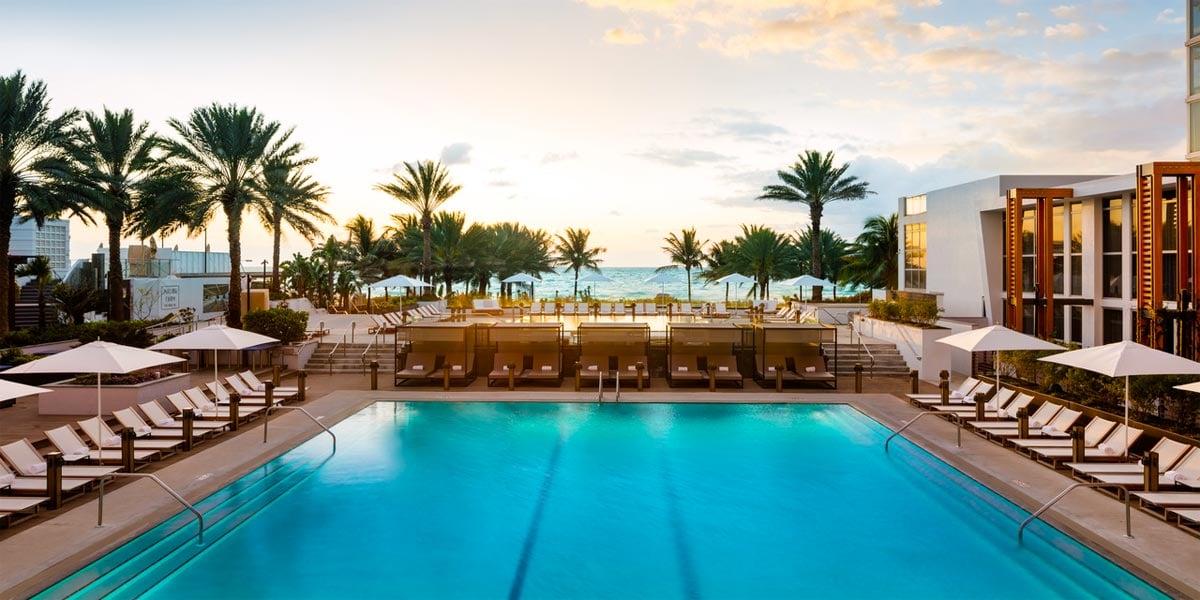 Beach Venue, Nobu Eden Roc, Prestigious Venues