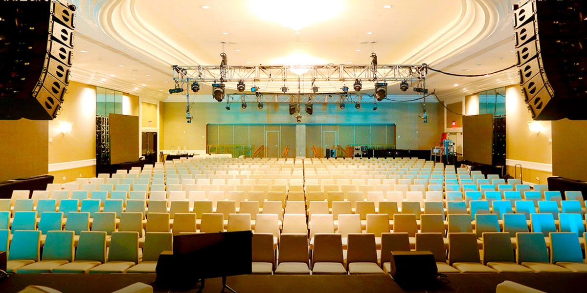 Conference Venue In Miami, Nobu Eden Roc, Prestigious Venues