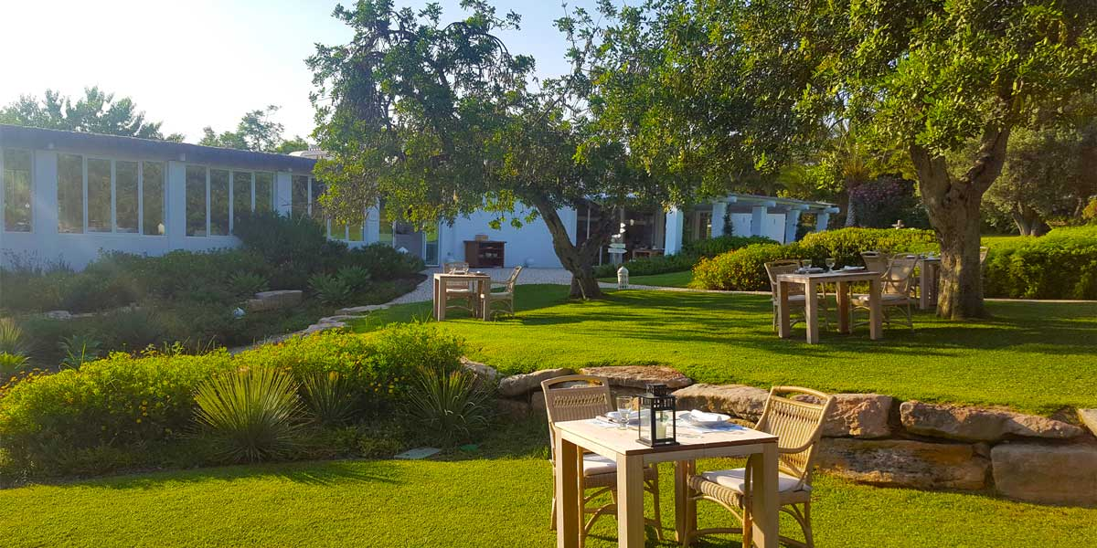 Garden Dining, Villa Monte, Prestigious Venues, Portugal