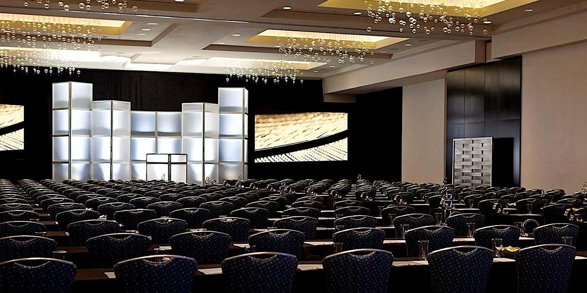 Host A Press Conference In Miami, Nobu Eden Roc, Prestigious Venues