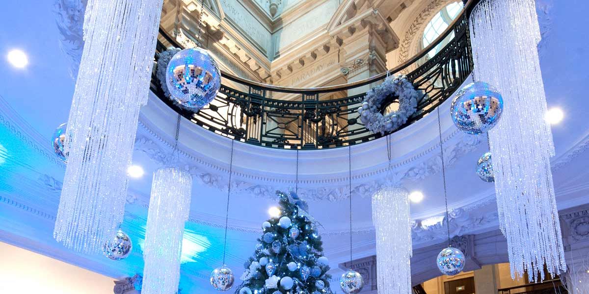 Christmas Party Venues - Top Event