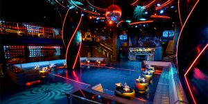 Oro Nightclub, Hard Rock Hotel Punta Cana, Prestigious Venues