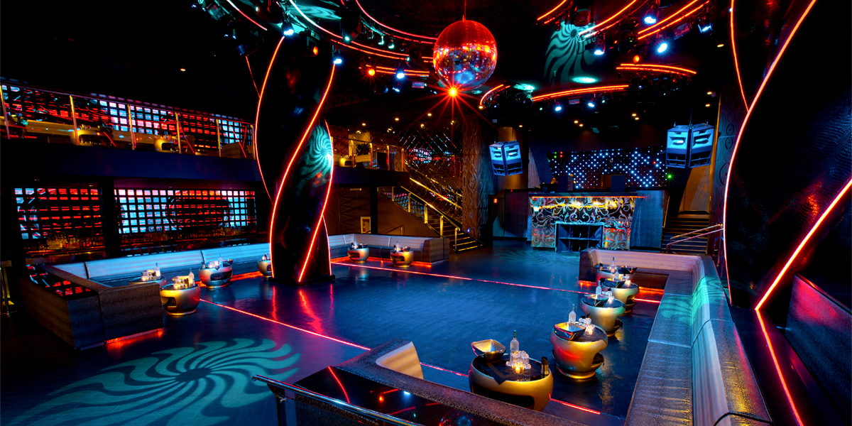 Oro Nightclub at Hard Rock Hotel & Casino Punta Cana