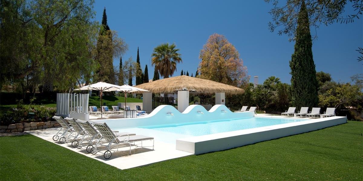 Outdoor Pool Venue, Vila Monte, Prestigious Venues