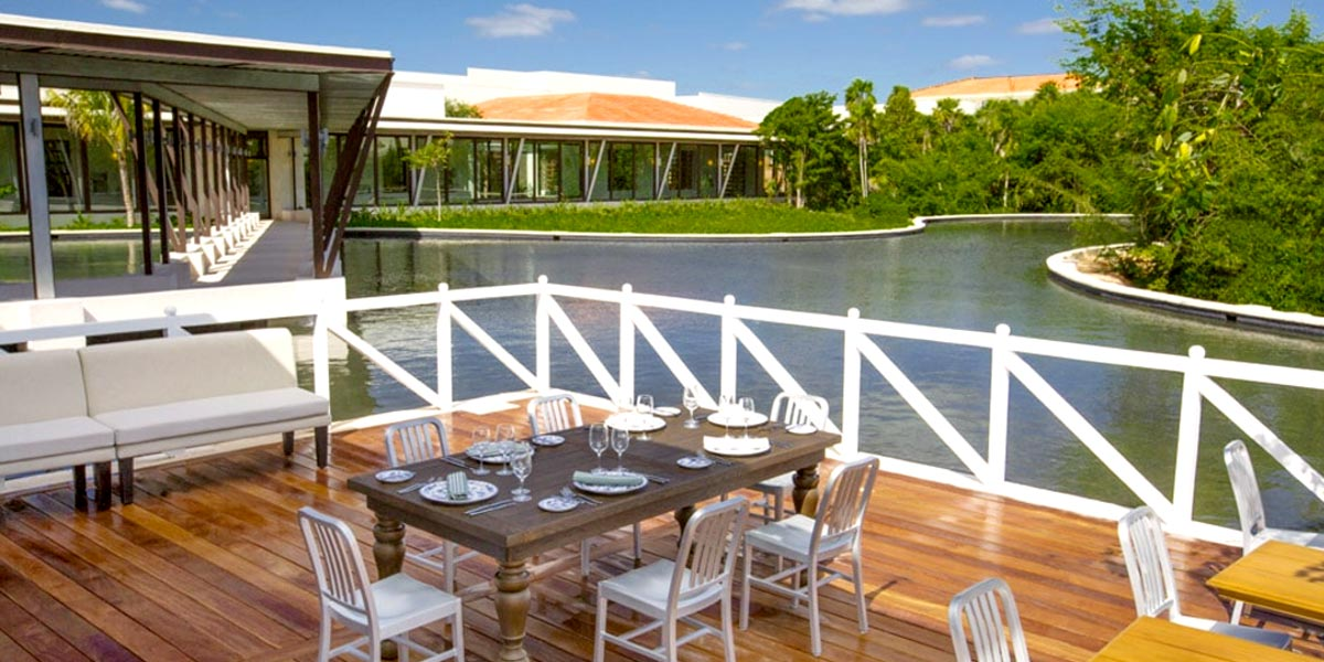 Outdoor Private Dining Venue, UNICO 20 87 Riviera Maya, Prestigious Venues