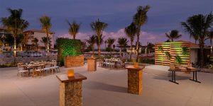 Outdoor Terrace For Events, UNICO 20 87 Riviera Maya, Prestigious Venues