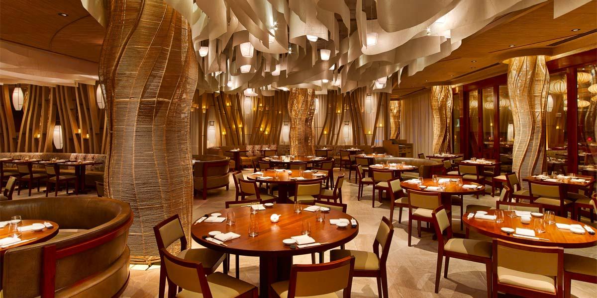 Restaurant For Events Nobu, Nobu Eden Roc, Prestigious Venues