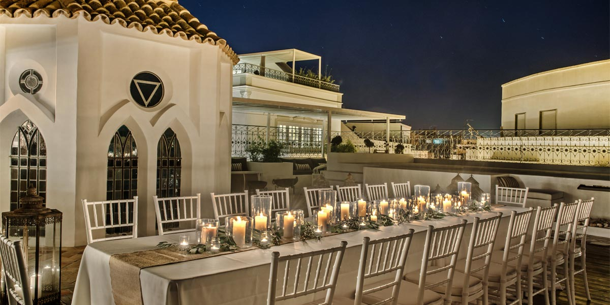 Special Celebration Venues, Romantic Celebration Venue, Casa Fuzetta, Prestigious Venues