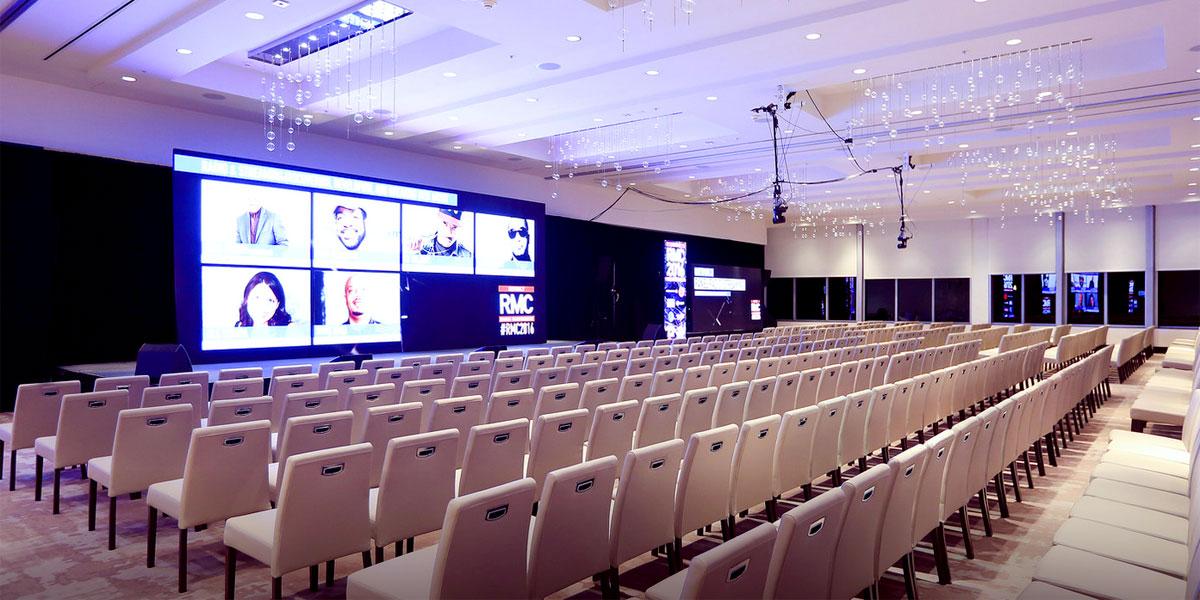 Venue For Conferences, Nobu Eden Roc, Prestigious Venues