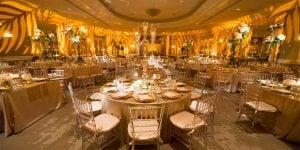Wedding Event Spaces, Nobu Eden Roc, Prestigious Venues