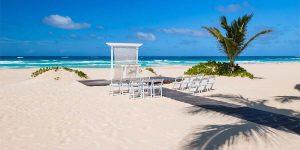 Wedding On The Beach, Hard Rock Hotel Punta Cana, Prestigious Venues