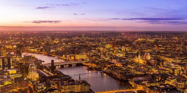 London Skyline, Prestigious Venues