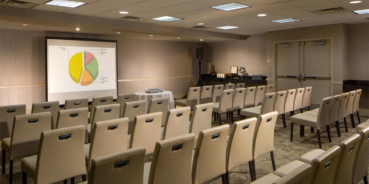 Presentation Venue In Miami, Nobu Eden Roc, Prestigious Venues