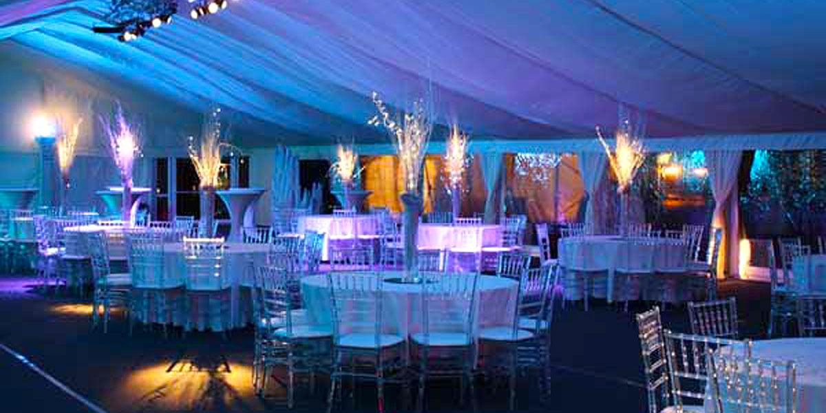 Anniversary Venues, Wedding Marquee, Burhill Golf Club, Prestigious Venues