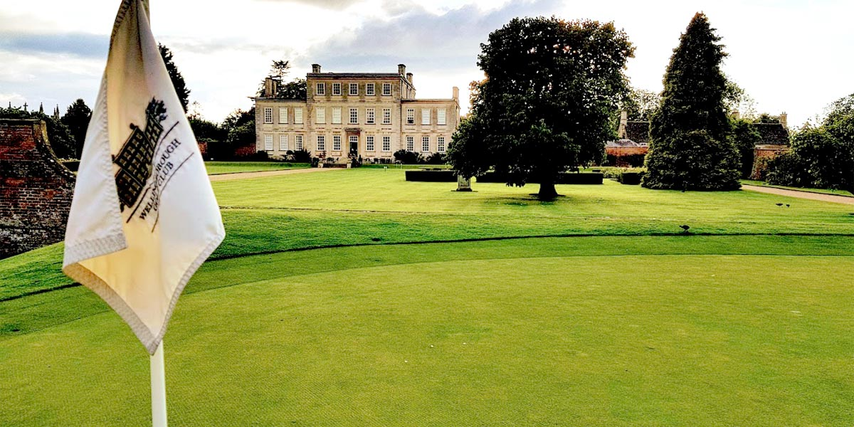 Wellingborough Golf Club at Rushton Hall Hotel and Spa