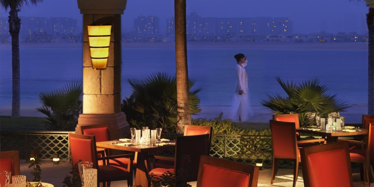 Nasimi, Atlantis Restaurants, Atlantis The Palm, Prestigious Venues, Dubai